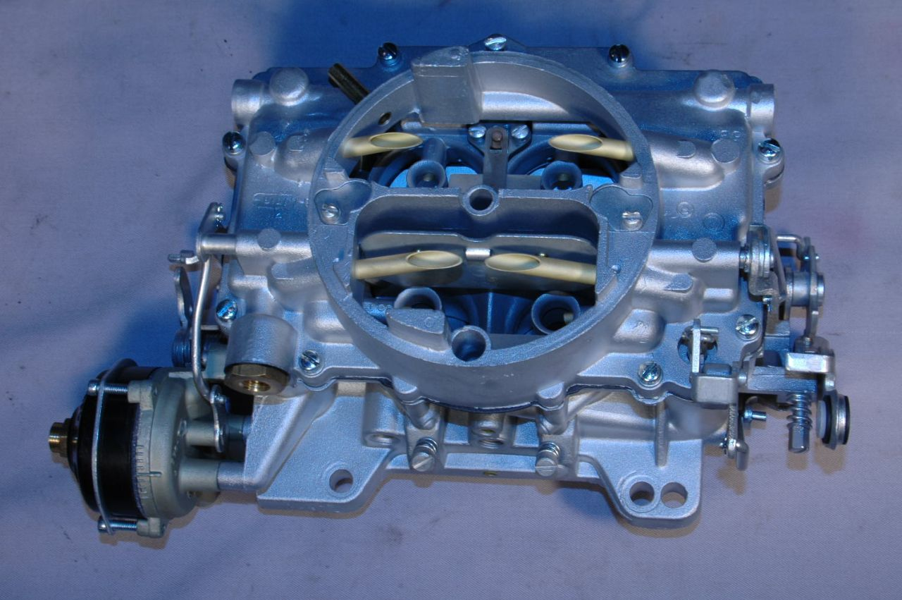 Image for item B1512 - CARBURETOR - AFB #3721SA OR SB, 300HP, manual transmission, RESTORED
